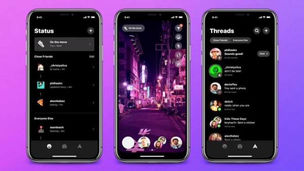يقوم Instagram بتجديد تطبيقه لـ Messaging Threads